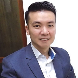 Isaach Choong, Managing Director, AIP Risk Consulting