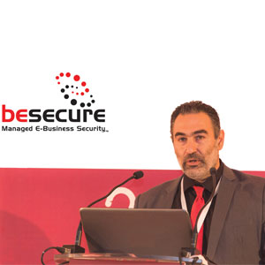 Andreas Lalos, CEO & Co-Founder, BESECURE LLC
