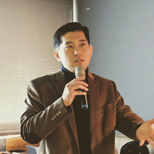 Darren Lee, Founder and CEO, GoTrustID