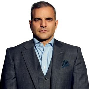 Arman Sarhaddar, CEO and Founder, Vault Security Systems