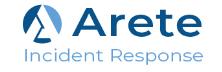 Arete Incident Response