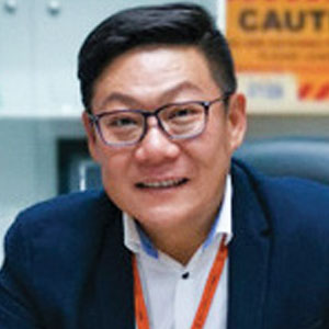 Ryan Tan, Executive Director, Entrypass