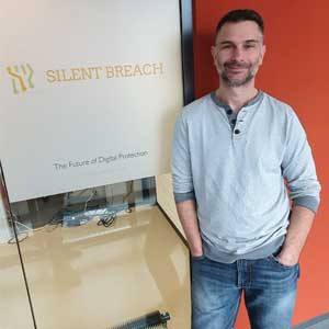 Marc Castejon, CEO & Founder, Silent Breach