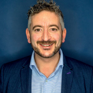 Andrew Gogarty, Secon Cyber's Head of Customer Success, Secon Cyber