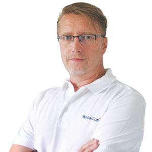 Thorsten H. Niebuhr, Founder & CEO, WedaCon