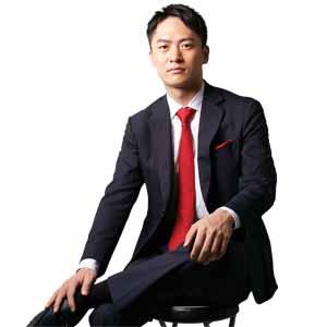 Shoichiro Tanaka, CEO and Chairman, CEL