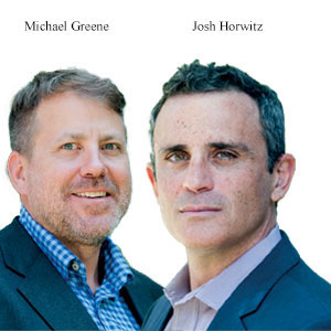 Michael Greene, CEO and Josh Horwitz, COO, Enzoic