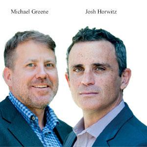 Michael Greene, CEO and Josh Horwitz, COO, Enzoic