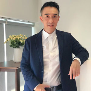Andrew Ho, Founder and Director of Professional Services, ATvanGarde