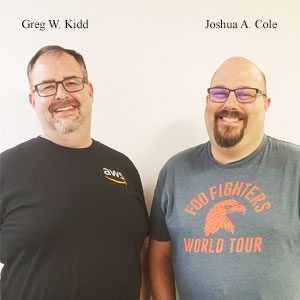 Joshua A. Cole, Co-Founder & CTO and Greg W. Kidd, Security Operations Center lead, Assura