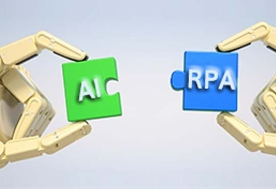 What does the Business prefer AI or RPA or the Convergence of Both?