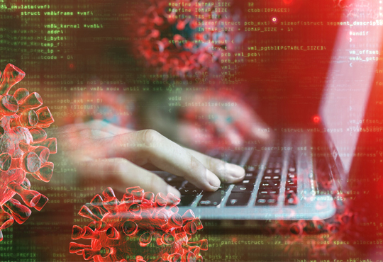 How Cybercriminals are Taking Advantage of Covid-19 to Attack Healthcare?