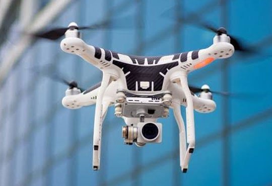 Can Drones Be a Threat For the Industries?