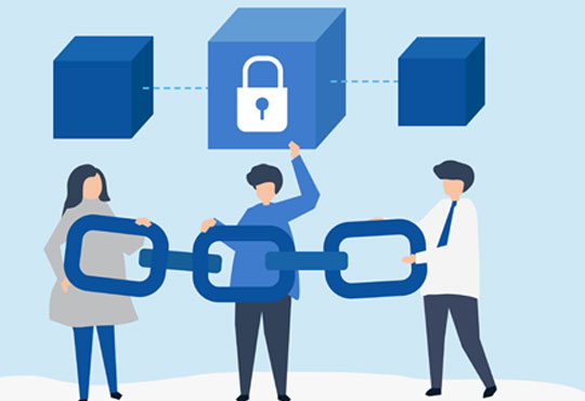 Leveraging Blockchain For Enterprise Security Assurance