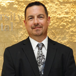 William Phillips, Sr. VP & CIO, University Health System, San Antonio, Texas