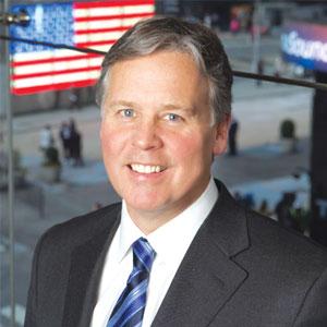 Bradley Peterson , EVP & CIO, NASDAQ