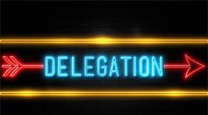 Digital Delegation