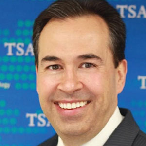 Steve Rice, CIO, Transportation Security Administration (TSA)