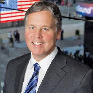 Brad Peterson, EVP & CIO, Nasdaq