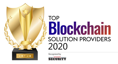 Top 10 Blockchain Solution Companies - 2020