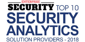 Top 10 Security Analytics Solution Companies - 2018