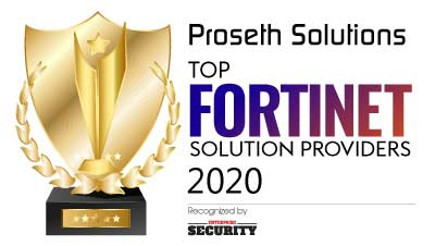Top 10 Fortinet Solution Companies - 2020