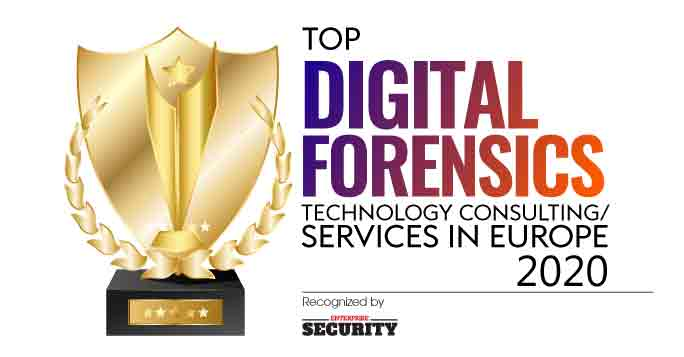 Top 10 Digital Forensics Technology Consulting/Service Companies in Europe – 2020
