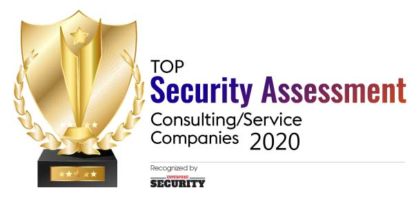 Top 10 Security Assessment Consulting/Service Companies - 2020