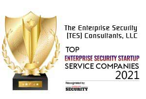 Top 10 Enterprise Security Startup -2021
