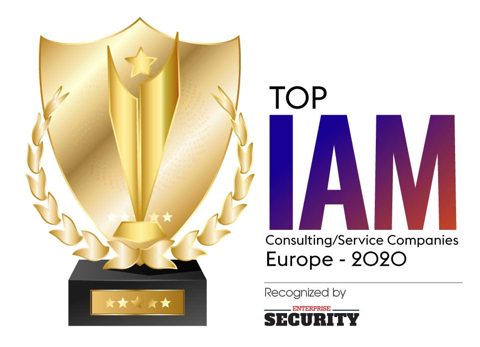 Top 5 IAM Consulting/Service Companies in Europe - 2020