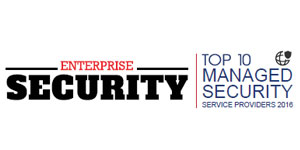 Top 10 Managed Security Service Providers  2016
