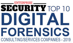 Top 10 Digital forensics Consulting/Services Companies 2019