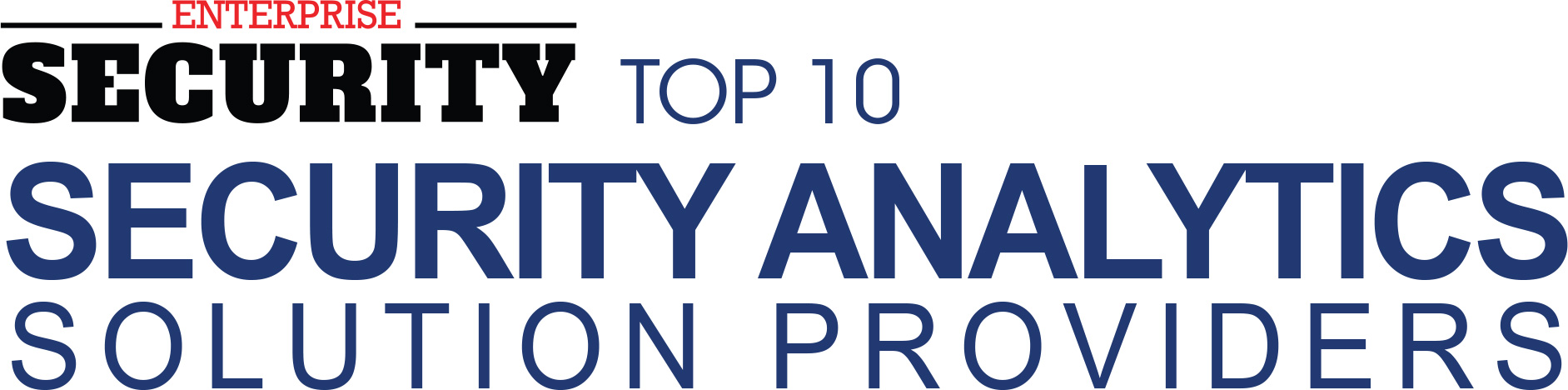Top Security Analytics companies