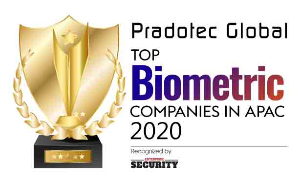 Top 10 Biometric Companies in APAC - 2020