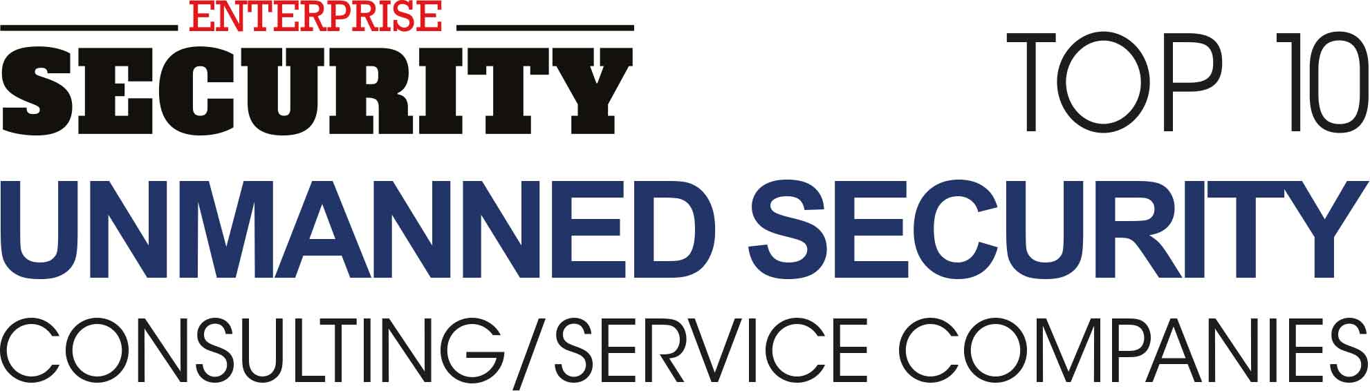 Top Unmanned Security Service/Consulting Companies