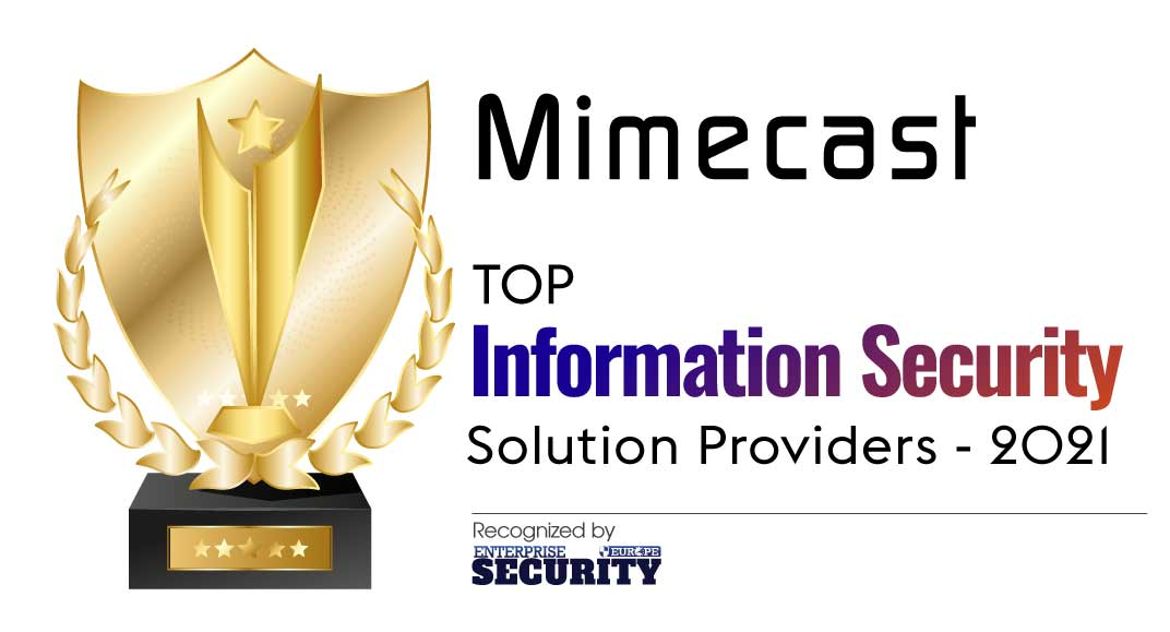 Top 10 Information Security Solution Companies - 2021