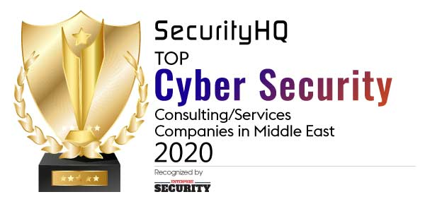 Top 10 Cyber Security Consulting/Service Companies in Middle East - 2020