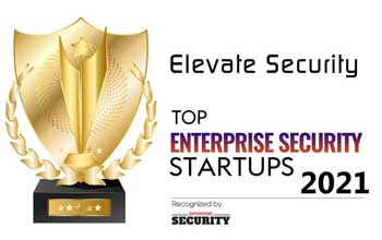 Top 10 Enterprise Security Startup -2021