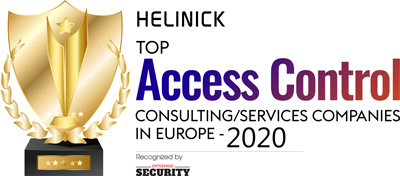 Top 10 Access Control Consulting/Services Companies in Europe - 2020