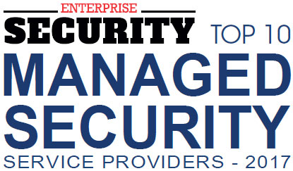 Top 10 Managed Security Service Companies - 2017