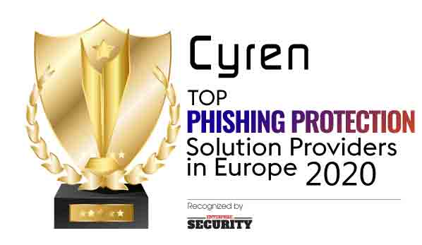 Top 10 Phishing Protection Solution Companies in Europe - 2020