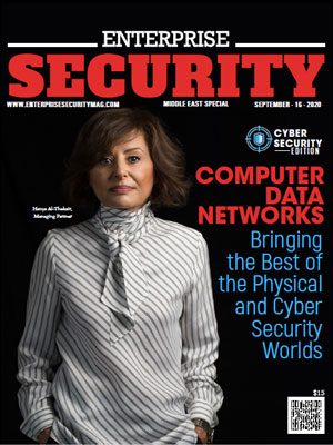Computer Data Networks: Bringing the Best of the Physical and Cyber Security Worlds