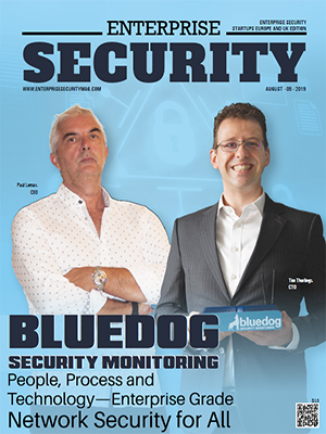 BLUEDOG SECURITY MONITORING: People, Process and Technology— Enterprise Grade Network Security for All