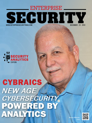 Cybraics: New Age Cybersecurity Powered by Analytics