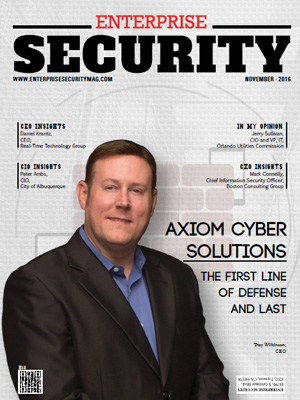 Axiom Cyber Solutions: The First Line of Defense and Last