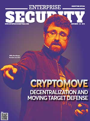 CryptoMove: Decentralization and Moving Target Defense