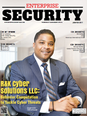 R&K Cyber Solutions LLC: Behavior Computation to Tackle Cyber Threats