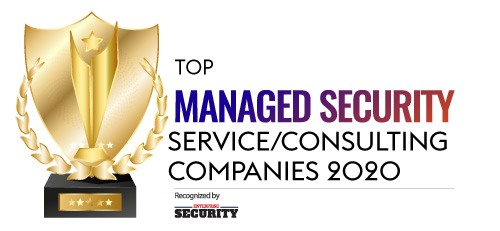 Top 10 Managed Security Service/Consulting Companies - 2020