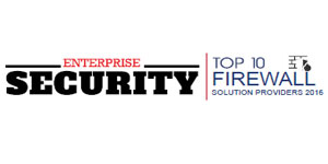 Top 10 Firewall Solution Providers 2016