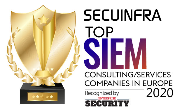 Top 10 SIEM Consulting/Service Companies in Europe - 2020